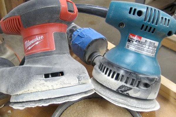 Оснастки для угловых шлифовальных машинок