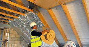 Как утеплить крышу из профнастила
